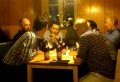 Yes, that is a round-table discussion within a beer consumption. All the participants being really enthusiastic. :-)