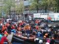 V Amsterdamu to jede! Jedinečná příležitost k nezávazné zábavě: Koninginnedag