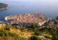 Dubrovnik as seen from the top, Courtesy of Anne Lisa :-)