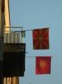 Stará a nová vlajka Makedonie (a předzvěst blízké budoucnosti :))
