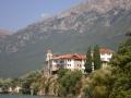 Klášter Sv. Nauma, Ohrid, Makedonie