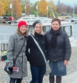 Djurgarden a my tři, Stockholm. Autor: Robert Hack