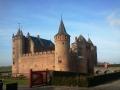Czech Expat in Holland - Muiderslot